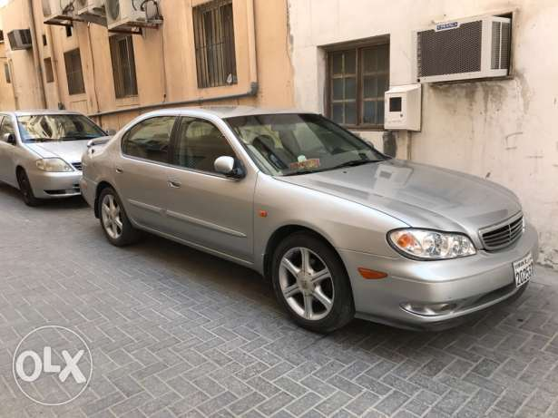 Nissan Maxima for sale 2002