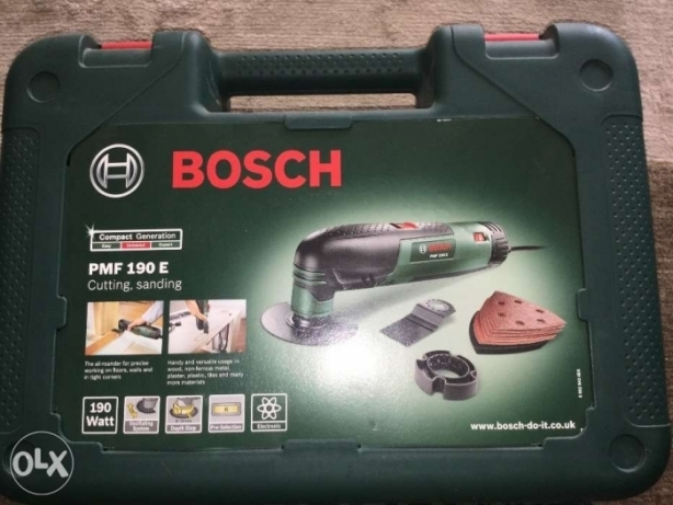 Bosch Multi Function Cutting & Grinding Tool