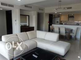 Luxurious 1 bedroom with modern furnished fully furnished open Sea vie