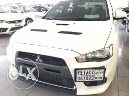 Mitsubishi Lancer Evolution 5M/T, 2009, Clean car for immediate sale