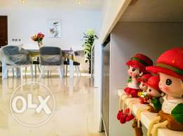 Brand New Modern Luxurious Furnished 2 BR Apartment