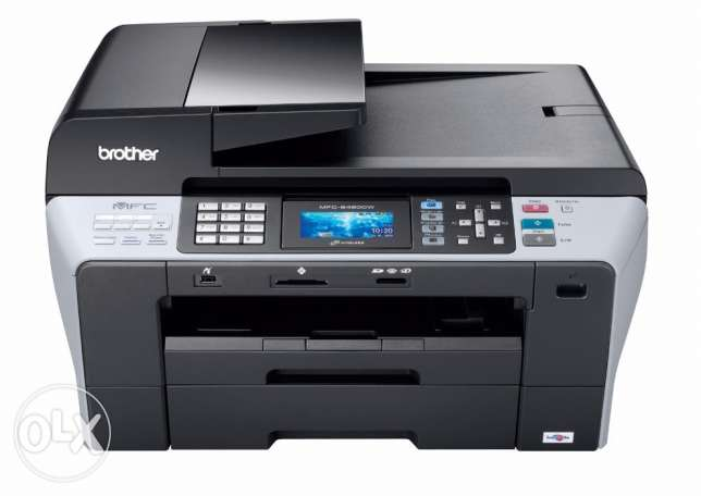 Brother MFC-6490CW Professional Series Inkjet All-in-One Printer