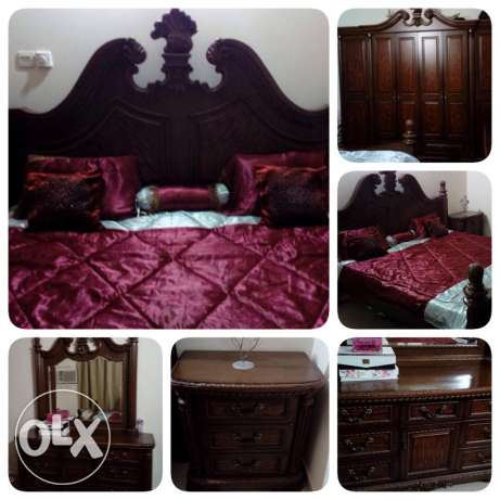 bed room for sale .. very good condition