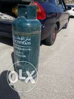 Bahrain Gas Cylinder with Regulator,pipe and half gas.( Delivery Free.