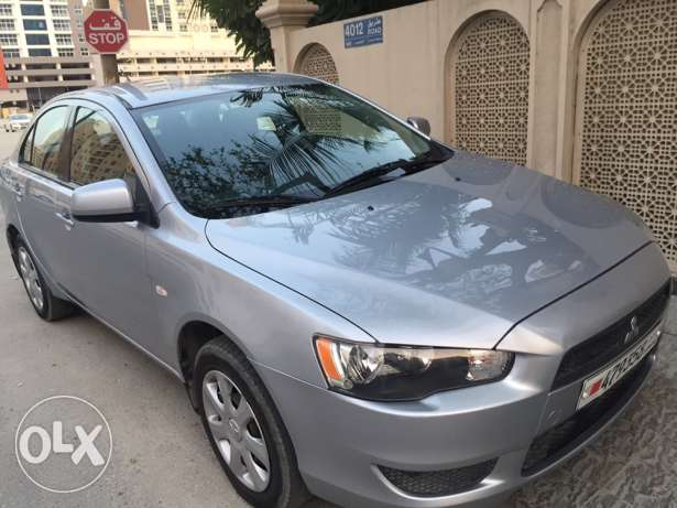 Mithsubis lancer 2014 full automatic very good condition