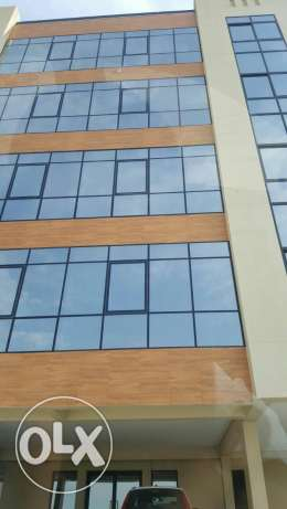 Brand new building/ 12 flats, semi furnished for rent