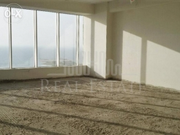 Sea & City view Furnished offices in Seef 133 m