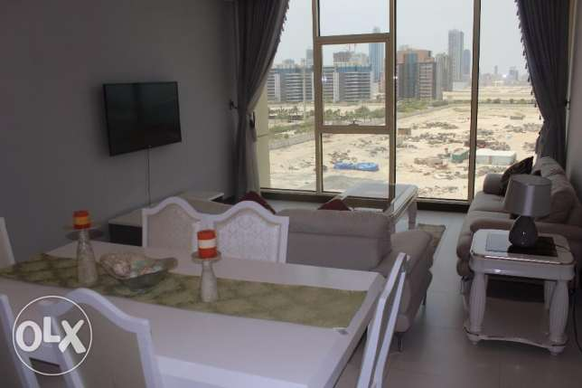 Wonderful Sea view 2 BR apartment in Seef