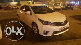 For sale Toyota corolla 2015