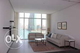 Fully furnished 2 bhk Stunning Apartment in Reef Island