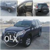 For sale Toyota Prado - V6 Engine Agent Mainained Excellent condition