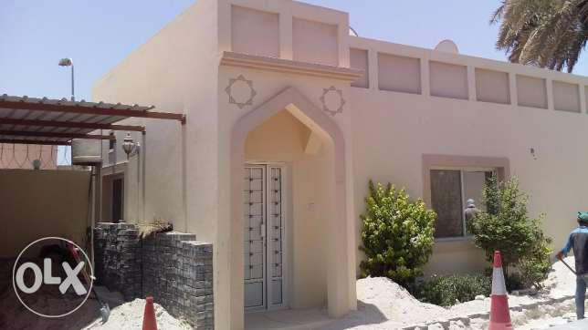Saar:- 1Bhk Fully Furnished Compound Villa Available on Rent سار -  1