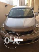 Nissan TIIDA 2012 - Well maintained ! Urgent Sale!!