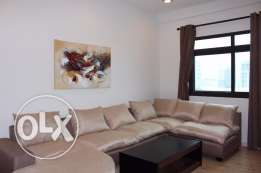 2 Bedroom fully furnished bright Apartment in Janabiyah