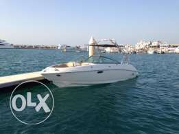 American Boat: CHAPARRAL SSI 246