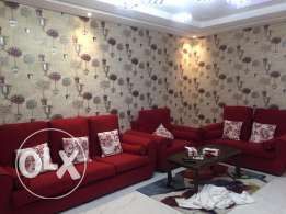 Well Maintained 2 Bedrooms Fully Furnished Apartment in Seef Area
