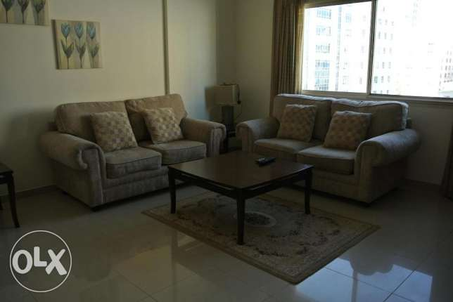 ACCOR HOMES- Fully furnished 1 BHK flat in Juffair at BHD 400/ month