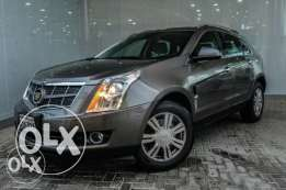 Cadillac SRX 2012V6 full option