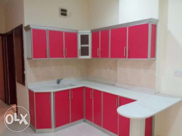 Semi furnished 2 bedroom apartment for rent in janabiyah for 300/Incl
