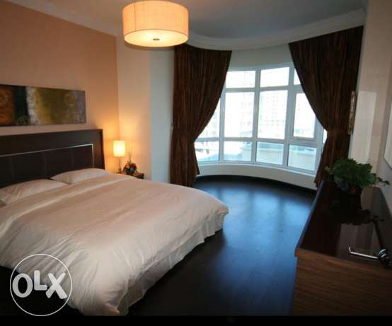 Huge 3 Bed Room Apartment In Juffair BD : 850/-