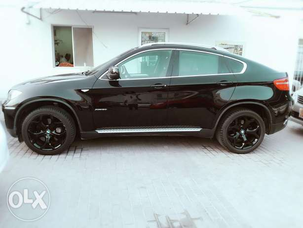 Bmw X6 Turbo xDriVe 50 i model 2009 for Sale. Used Single, No accident