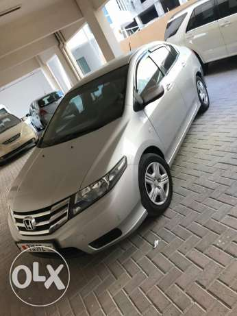 For sale honda city model 2012 in good condition passing till 08/2017