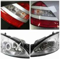 Headlight for Mercedes S class 2006_2010