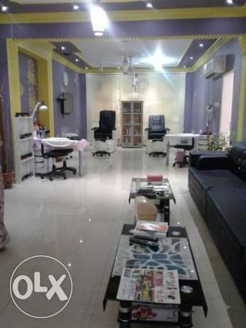 Furnished Ladies Saloon For Sale In Bukowarah East Riffa