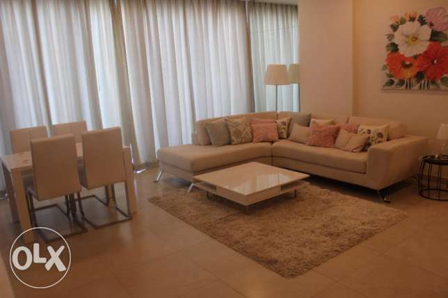 Fabulous 2 BR flat in Amwaj / Brand new
