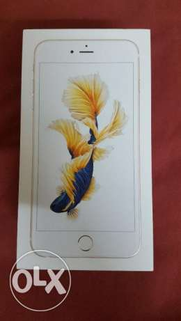 Iphone 6s plus 64gb for sale in mint condition