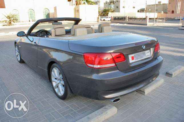 BMW 320 Convertible Excellent Condition توبلي -  3