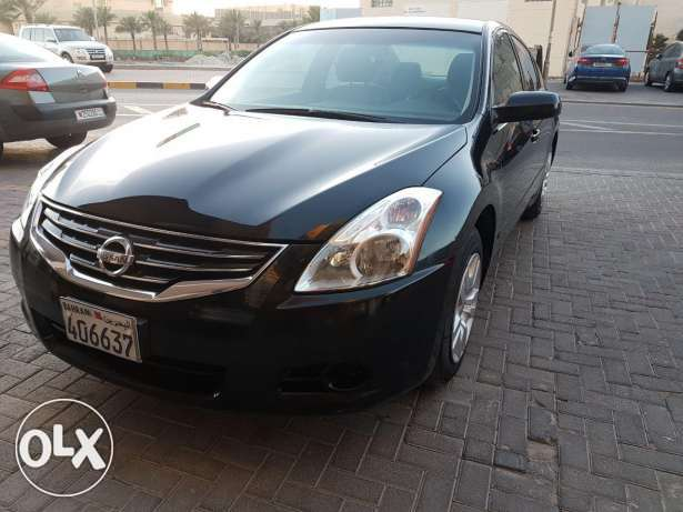 Nissan Altima - Full Agency serviced