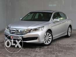 Honda Accord 4DR 2.4L LXi-B 2015 MY Silver For Sale