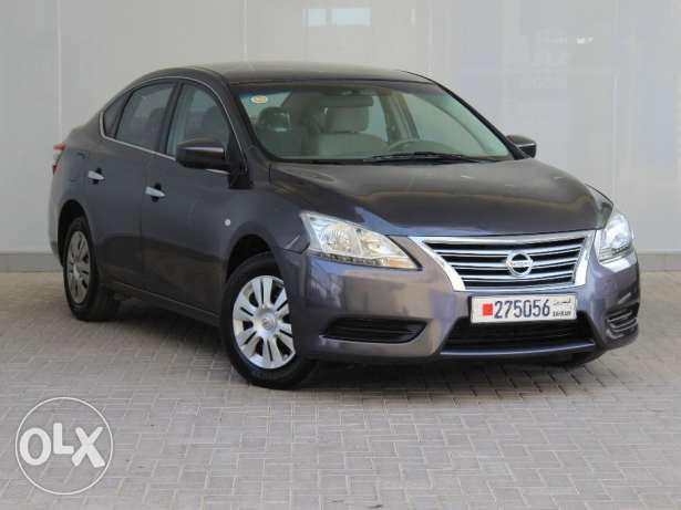 Nissan Sentra 1.6L Low 2013 Grey For Sale