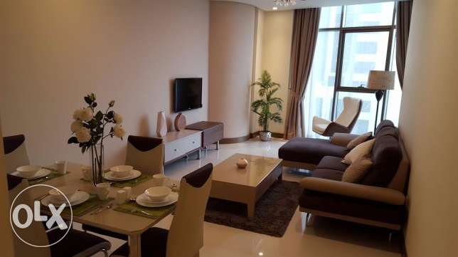 Furnished Flat 2 Bed For Rent In seef
