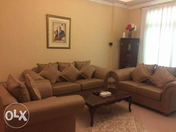Awesome two bedrooms f/f apartment in juffair