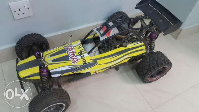 Rc fuel Yama buggy for sale