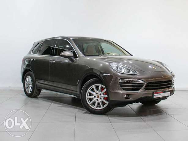 "Porsche Cayenne Umber ""Approved"""