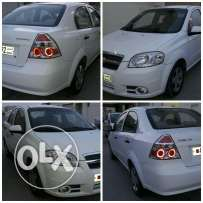 Chevrolet aveo 2013 good condition