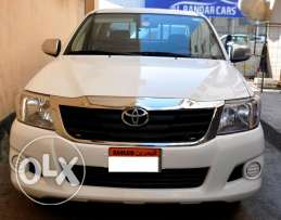 toyota hilux pick up,good condition non accident,provides bank loan..