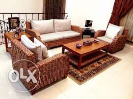 Bamboo sofa set 4sale