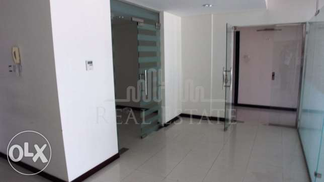 Fully fitted office with Partitions located in Sanabis