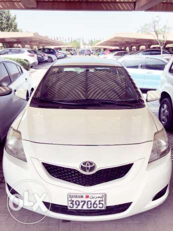Excellent Toyota Yaris 2012 for sale, urgent