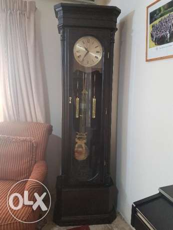 Grandfather clock good condition For sale