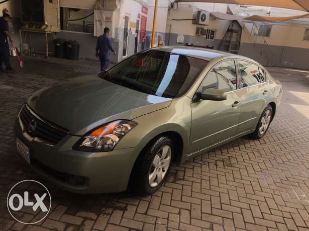 altima 2008 full insurance full service done