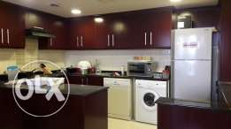 Luxurious 2 bedroom for rent in upscale area of seef just for BD. 550