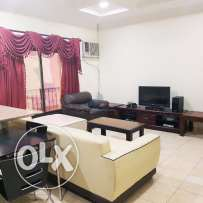 Cosily furnished two-bedroom apartment