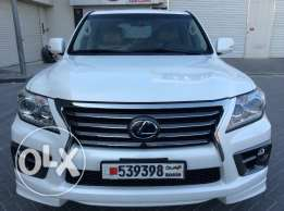 For Sale 2014 Lexus LX570S Qatar Agency