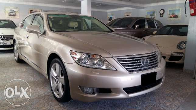 2011 model Well maintained Lexus LS 460 L