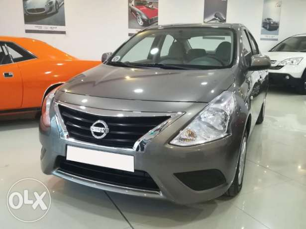 Nissan Sunny 2015 Under Warranty 65Bd Monthly